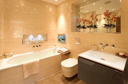 Rekonstrukce koupelny praha recenze